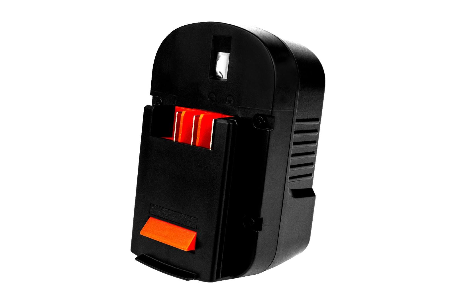 2000mAh 14,4V Ni-Mh GARES Marke Akku für Elektrowerkzeug Black/&Decker A14E